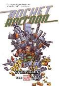Rocket Raccoon Volume 2 Storytailer