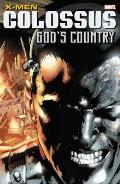 X Men Colossus Gods Country