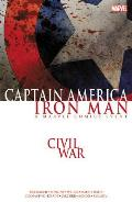 Civil War Captain America Iron Man