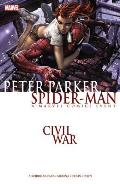 Civil War Peter Parker Spider Man New Printing