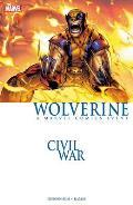 Civil War Wolverine New Printing