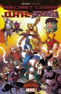 Secret Wars Journal Battleworld