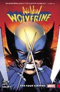 All New Wolverine Volume 1 The Four Sisters