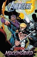 Avengers The Death of Mockingbird