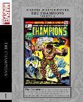 Marvel Masterworks: The Champions, Volume 1