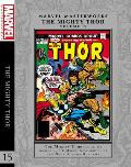 Marvel Masterworks: The Mighty Thor, Volume 15