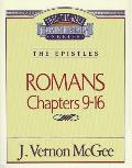 Thru The Bible Commentary Romans 9 16