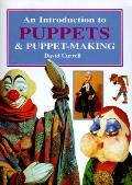 Introduction To Puppets & Puppet Making