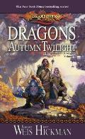 Dragons Of Autumn Twilight Dragonlance Chronicles Book 1