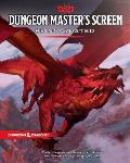 D&D 5th ED Dungeon Masters Screen Reincarnated