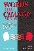 Words That Change Minds Mastering The