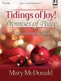 Tidings of Joy! Promises of Peace: Christmas Carols for Organ