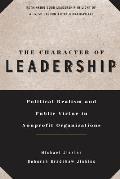 Character Leadership Nonprofit Organiz