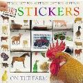 On The Farm Gift Box Stickers