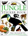 Ultimate Jungle Sticker Book