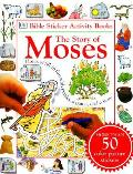 Story Of Moses Bible Sticker Activity Bo