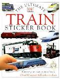 Train (DK Ultimate Sticker Books)