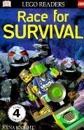 Lego Race For Survival Rock Raiders Level 4