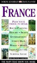Eyewitness Travel Planner France