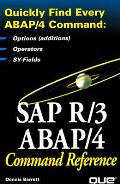 SAP R-3'S ABAP-4 Command Reference