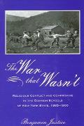 The War That Wasn't: Religious Conflict and Compromise in the Common Schools of New York State, 1865-1900