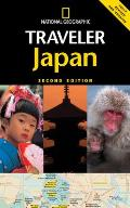 National Geographic Traveler Japan 2nd Edition