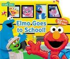 Sesame Street Elmo Goes to School