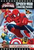 Marvel Ultimate Spider Man Spider Man & His Amazing Friends