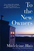 To the New Owners A Marthas Vineyard Memoir