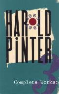 Complete Works Three Harold Pinter 63 69