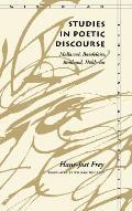 Studies in Poetic Discourse: Mallarm?, Baudelaire, Rimbaud, H?lderlin