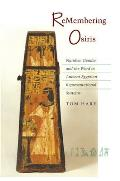 ReMembering Osiris Number Gender & the Word in Ancient Egyptian Representational Systems