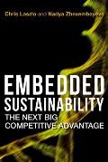Embedded Sustainability The Next Big Competitive Advantage