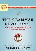 Grammar Devotional