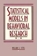 Statistical Models in Behavioral Research