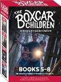 Boxcar Children Mysteries Books 5 8