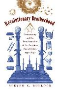 Revolutionary Brotherhood Freemasonry &