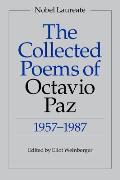 Collected Poems Of Octavio Paz 1957 1987