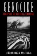 Genocide Conceptual & Historical Dimensi