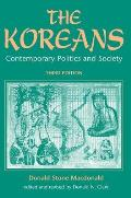 The Koreans: Contemporary Politics And Society, Third Edition