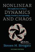 Nonlinear Dynamics & Chaos With Applications To Physics Biology Chemistry & Engineering