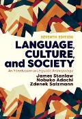 Language Culture & Society An Introduction To Linguistic Anthropology