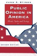 Public Opinion In America: Moods, Cycles, And Swings, Second Edition