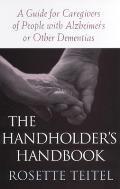 Handholders Handbook A Guide For Caregivers