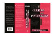 Culture & Psychology Reader