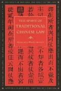 The Spirit of Traditional Chinese Law