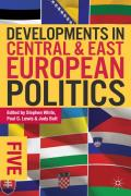 Developments in Central & East European Politics 5