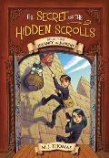 The Secret of the Hidden Scrolls: Journey to Jericho, Book 4