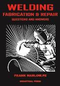 Welding Fabrication & Repair Questions & Answers