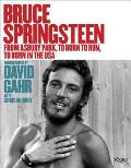 Bruce Springsteen 1973 1986 From Born To Run to Born In The USA